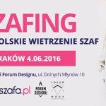 SZAFING – Ogólnopolskie Wietrzenie Szaf