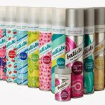 Suchy szampon Batiste – szybki sposób na odświeżenie fryzury.