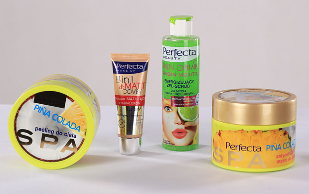 Zestaw kosmetyków Dax Cosmetics