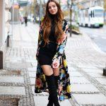 Płaszcz jesieni
