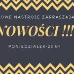 Komis Kolorowe Nastroje zaprasza na nowości!