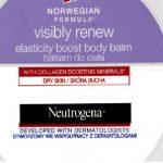 Wypróbuj NEUTROGENA® Visibly Renew Elasticity Boost i uelastycznij skórę