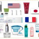 Kosmetyki z całego świata na twojej półce