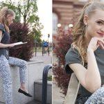 Ethno-fashion wkracza na uczelnię – marka Matuula w akcji.