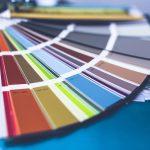 Jak dobrać kolor ściany do fototapety?