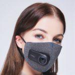 Maski antysmogowe jako modny element ubioru
