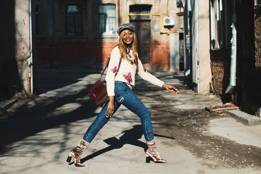 jeans - trendy 2018