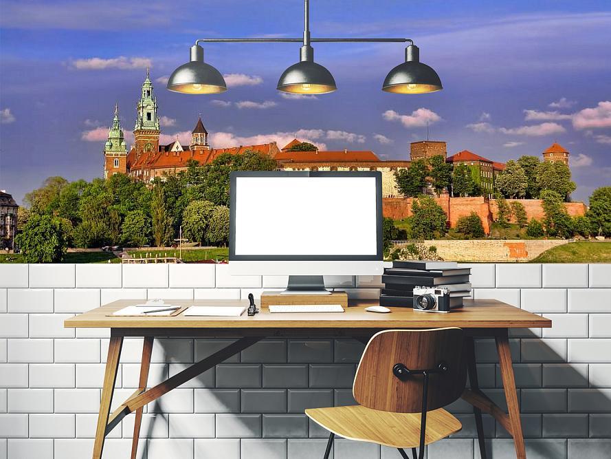 krakow fototapeta